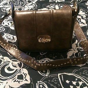 A Vegan and lead-free  Alyssa crossbady handbag
